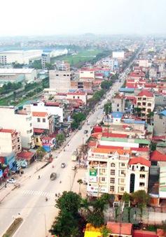 Hai huyện đầu tiên của Bắc Ninh đạt chuẩn Nông thôn mới