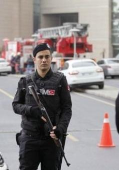 Thổ Nhĩ Kỳ bắt giữ hơn 120 cựu nhân viên ngoại giao