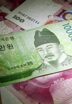 Hàn Quốc, Trung Quốc gia hạn thỏa thuận hoán đổi tiền tệ