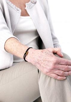 Phụ nữ mắc bệnh thoái hóa khớp gối cao gấp 3 lần nam giới