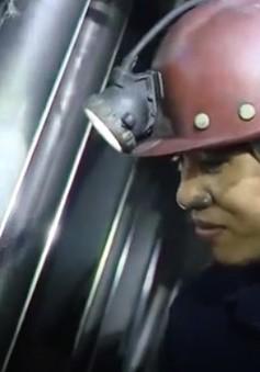 Cuộc sống của những người thợ mỏ