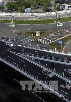 Thông xe cầu vượt cửa ngõ Tân Sơn Nhất - Vành đai ngoài