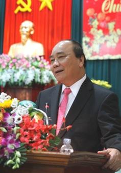Thủ tướng thăm, chúc Tết Đảng bộ, chính quyền và nhân dân Đà Nẵng