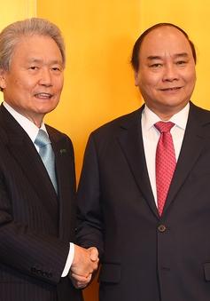 Thủ tướng sẵn sàng đối thoại về chính sách với các doanh nghiệp Nhật Bản