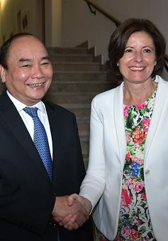 Thủ tướng đề nghị Quốc hội Đức ủng hộ thành lập Nhóm Nghị sỹ hữu nghị Đức - Việt