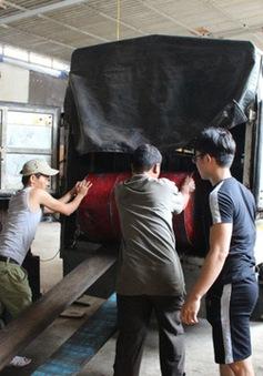 Đà Nẵng: Phát hiện kho xăng dầu lậu trong khu dân cư