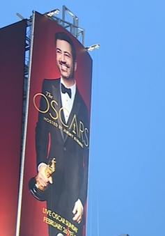 Lần đầu tiên thu phí truyền hình trực tiếp lễ trao giải Oscar