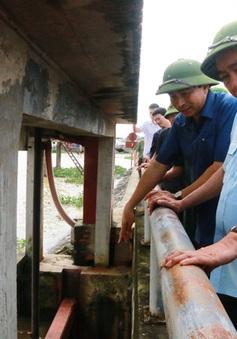 Thủ tướng biểu dương Ninh Bình sáng suốt khi chưa xả lũ sông Hoàng Long
