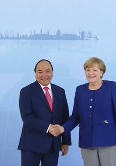 """""""Việt Nam đặc biệt coi trọng phát triển quan hệ với Đức"""""""