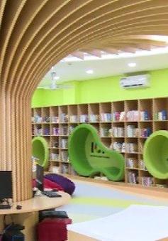 Lần đầu tiên có thư viện văn hóa đa phương tiện dành riêng cho thiếu nhi