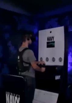 Hải quân Mỹ sử dụng công nghệ thực tế ảo