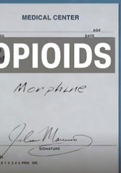 DN Mỹ dàn xếp vụ kiện liên quan đến lạm dụng thuốc giảm đau chứa chất gây nghiện