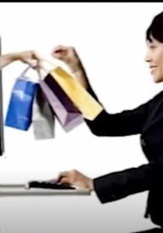 Sức tăng trưởng vượt bậc của thương mại điện tử