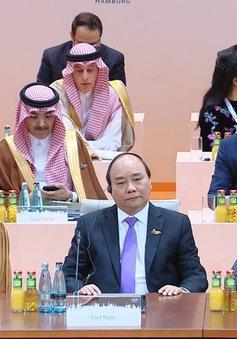 Thủ tướng đề nghị G20 lập diễn đàn toàn cầu về khởi nghiệp