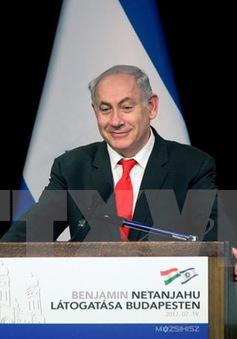 Thủ tướng Israel kêu gọi EU đánh giá lại quan hệ