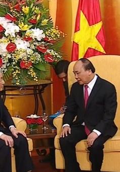 Thủ tướng hội kiến Nhà vua Nhật Bản