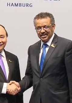 Thủ tướng mong muốn thúc đẩy hơn nữa hợp tác giữa Việt Nam và WHO
