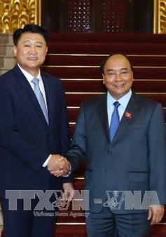 Thủ tướng tiếp Tư lệnh Cảnh sát Quốc gia Hàn Quốc