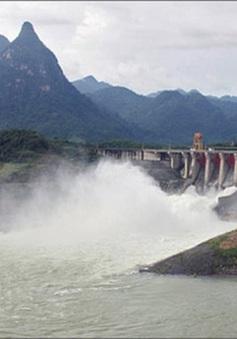 Ứng phó tác động xả nước hồ thủy điện Tuyên Quang