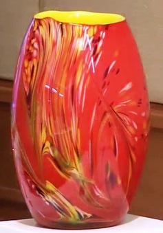 Độc đáo sản phẩm thủy tinh Okinawa của nghệ nhân người Việt