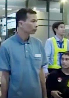 Các thuyền viên bị bắt cóc tại Philippines đã về đến Việt Nam