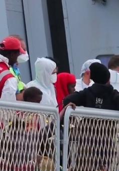 Tòa án châu Âu ra phán quyết về tiếp nhận người tị nạn