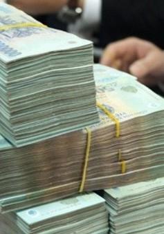 Nhiều ngân hàng rao bán tài sản đảm bảo để thu hồi nợ