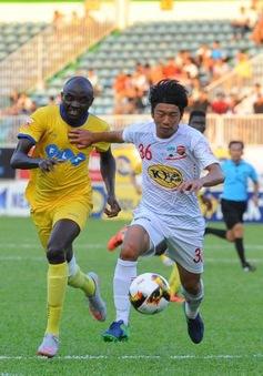 HAGL nhận án phạt từ VFF sau trận đấu tâm điểm trên sân Pleiku với FLC Thanh Hoá