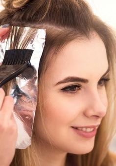 6 lưu ý giúp giảm tác hại của thuốc nhuộm tóc tới sức khỏe