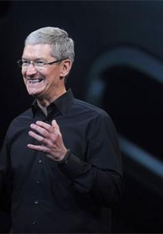 CEO Apple kêu gọi giới công nghệ hợp sức loại bỏ tin tức giả mạo
