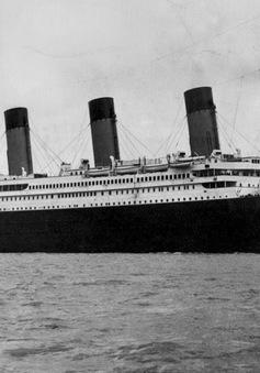 105 năm thảm họa chìm tàu Titanic