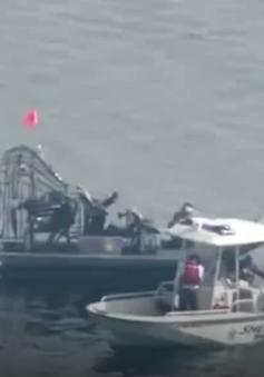 Hai công dân Trung Quốc thiệt mạng trong vụ tai nạn máy bay huấn luyện