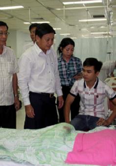 Cần Thơ: Sức khỏe các nạn nhân trong vụ TNGT dần hồi phục