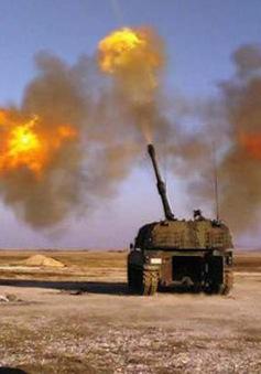 Thổ Nhĩ Kỳ đáp trả đạn pháo từ Syria