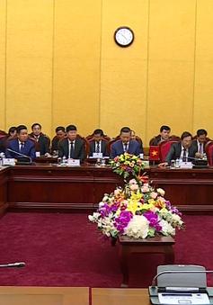 Việt Nam - Lào - Campuchia tăng cường hợp tác phòng chống tội phạm