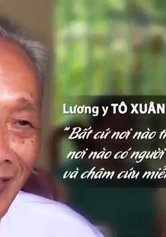 Lương y 83 tuổi chữa bệnh miễn phí cho người nghèo
