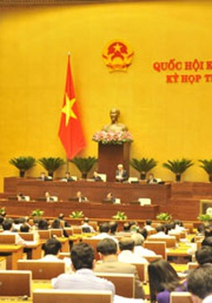 Quốc hội thảo luận về tổ chức bộ máy hành chính Nhà nước