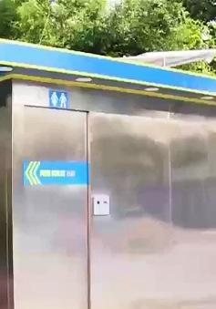 Hơn 300 nhà vệ sinh thông minh sắp được lắp đặt tại TP.HCM, Bình Dương