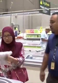 Tôm Việt Nam xuất khẩu sang thị trường Malaysia