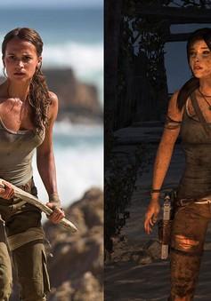 Bom tấn Tomb Raider - Những hé lộ đầu tiên