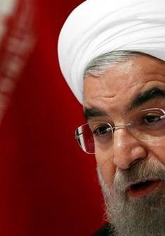 Cộng đồng quốc tế chúc mừng Tổng thống Iran H.Rouhani tái đắc cử