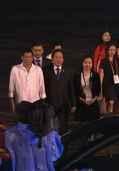 CLIP: Tổng thống Philippines đến Đà Nẵng dự Tuần lễ Cấp cao APEC