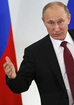 Tổng thống Nga Putin để ngỏ khả năng tranh cử tổng thống năm 2018