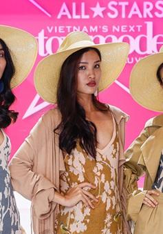 Lộ diện top 3 vào chung kết Vietnam's Next Top Model 2017