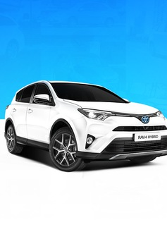Doanh số bán hàng của Toyota Việt Nam năm 2016 tăng 13%