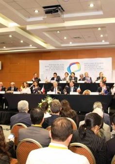 Các nước thành viên TPP nhất trí theo đuổi tự do thương mại