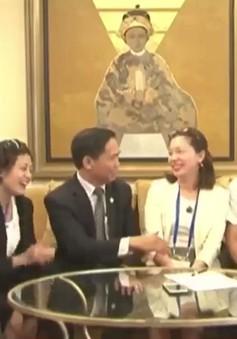 Trao trả tài sản thất lạc cho đại biểu dự hội nghị APEC tại Huế