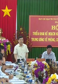 Ban chỉ đạo Trung ương về phòng, chống tham nhũng làm việc tại Trà Vinh