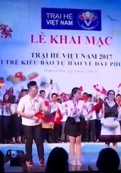 Khai mạc Trại hè Việt Nam 2017 tại TP.HCM