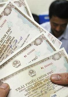 Kho bạc Nhà nước huy động thêm 6.340 tỷ đồng trái phiếu Chính phủ